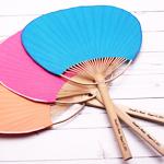 Personalized Paddle Fan