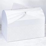 Rhinestone Sash Card Box