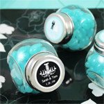 Wedding Theme Candy Jars