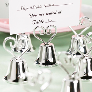 Bell Wedding Favors