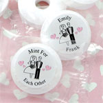 Personalized Life Saver Favor