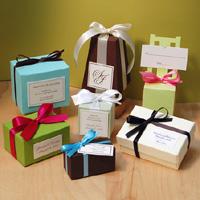 Wedding Favor Boxes Kit
