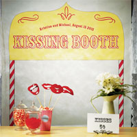 Photo Booth Backdrops & Banners