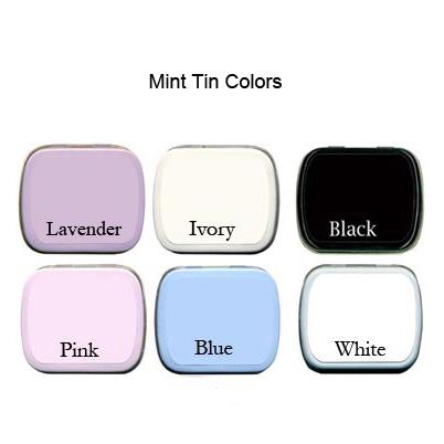 Mint Tin Color
