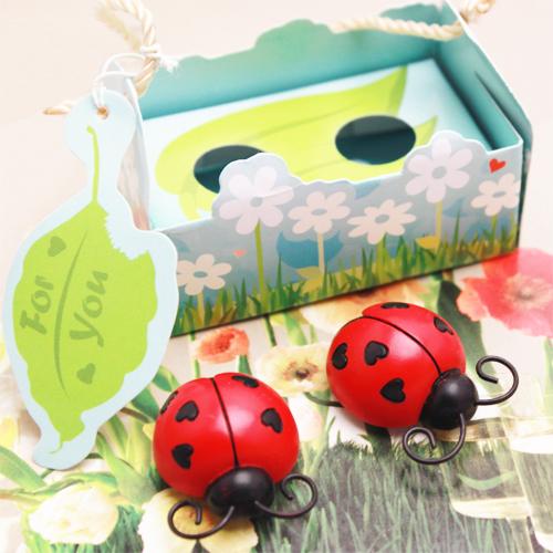 Ladybug Magnet Favor
