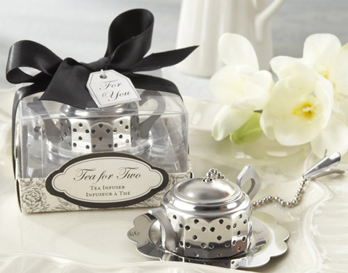 �Tea for Two� Teapot Tea Infuser