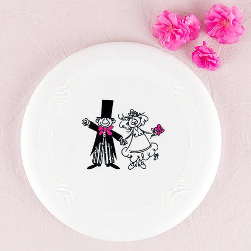 Wedding Frisbee