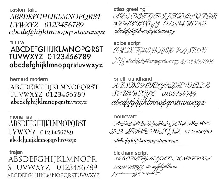 Font Style