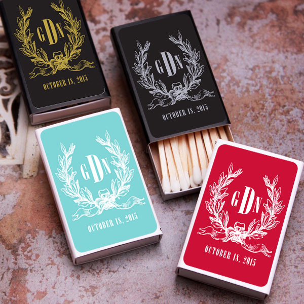 Personalized Matches For Wedding