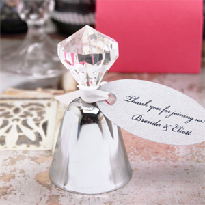 wedding bell favor bell wedding favors wedding favors wedding