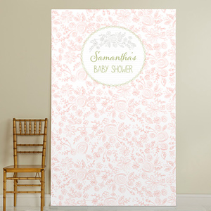 photo booth backdrop rustic baby shower collection baby shower photo