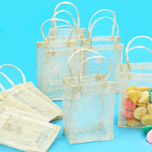 Wedding Gift Bags Beach Theme : Wedding Favor Bags - 10 pcs - Beach Theme Wedding Favors - Wedding ...