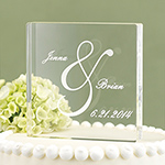 Ampersand Cake Top - Personalized