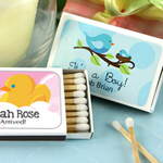 Baby Personalized Matches - Set of 50