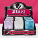 Bling Wallet, Credit Card Holder