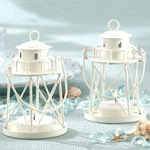 """By the Sea"" Lighthouse Tealight Holders"