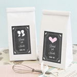 Chalkboard Wedding Personalized Sugar Cookie Mix