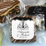 Chocolate Graham Cracker Favors