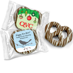 Corporate Gourmet Chocolate Pretzel Holiday