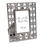 Daisy Pewter Frame