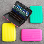 Fun Neon Wallet, Credit Card Holder