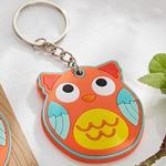 HOO-ray! Owl Key Ring