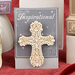 Inspirational Cross Magnet from Gifts