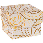 Ivory Walkabout Extra Small Paper Gift Box