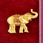 Lucky Elephant Key Magnets