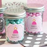 MOD Kid's Birthday Mini Mason Jars