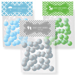 MOD Pattern Baby Candy Bag Toppers