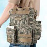 Military Daddy Diaper Bag