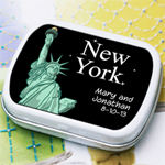 New York Personalized Mint Tins