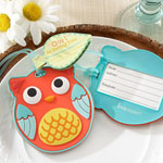 Owl Be Seeing You Owl Luggage Tag