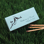 Personalized Slim Box Matches