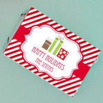 Personalized Winter Mini Candy Bar Wrappers