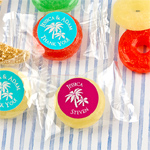 Silhouette Personalized Life Savers Candy