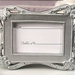 Stylish Place Card Frame Favors