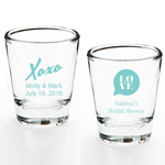 Bride & Co. Personalized Fluted Shot Glass