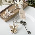 Vintage Angel Themed Key Chain