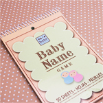 Baby Name Game