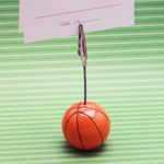 Basketball Photo or Place Card Holder