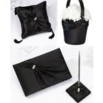 Black Sash Wedding Collection