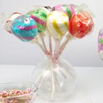 Carnival Lollipop Favors