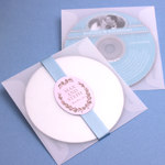 CD Vellum Envelopes - 25 pcs
