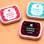 Double Happiness Personalized Mint Tins