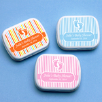 Baby Feet Personalized Mint Tins