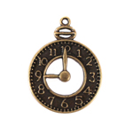 Clock Charms - Set of 12