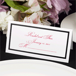 Cosmopolitan Place Cards - 25 pcs