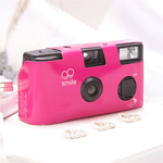 Fuchsia Wedding Camera